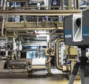 Лазерний 3D сканер