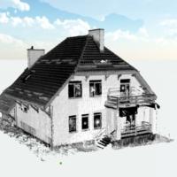 Сканування котеджів від компанії PromScan3D – чиста вигода