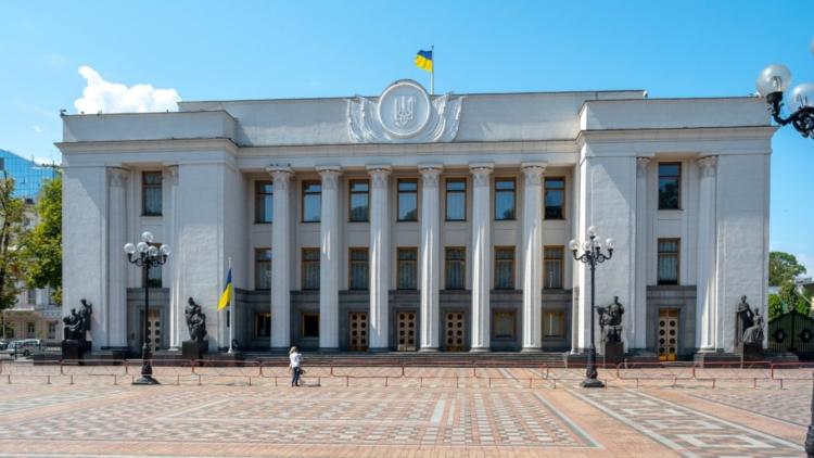 Компанія PromScan3D провела наземне сканування будівлі Верховної Ради