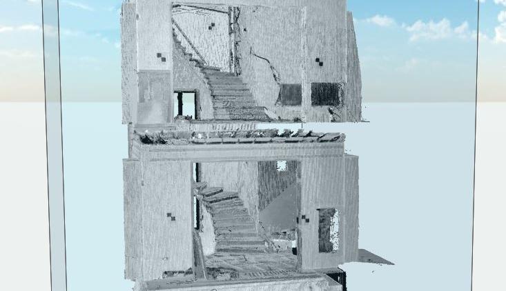 Компанія PromScan3D виконала сканування сходів у м. Львів